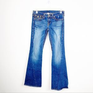 True Religion Lightly Distressed Jeans